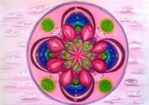 mandal duchovní léčení na fb