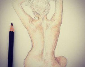 Studijni Kresba Zaklady Kresby Portretu Tuzkou Moje Dilna